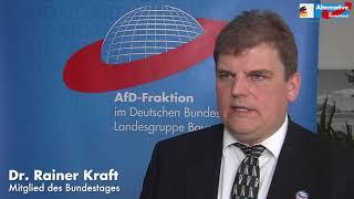 Rainer Kraft: Resümee der Landesgruppenklausur in Lindau
