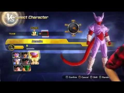 Dragonball Xenoverse 2 - All Confirmed Characters, Menu, Character Selection, Stages
