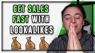 Get Sales FAST With Lookalike Audiences   Facebook Ads For 2019