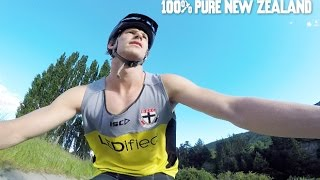St Kilda AFL Team Building Training Ride