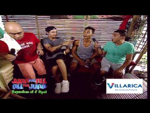 Juan For All, All For Juan Sugod Bahay | June 15, 2017