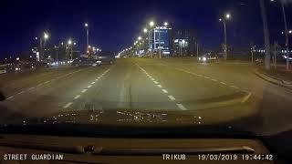 Минск ст.м. Кунцевщина ДТП 03.09.2019 19:45