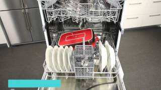 Haier HDW12-TFE3WH Freestanding Dishwasher reviewed by product expert - Appliances Online