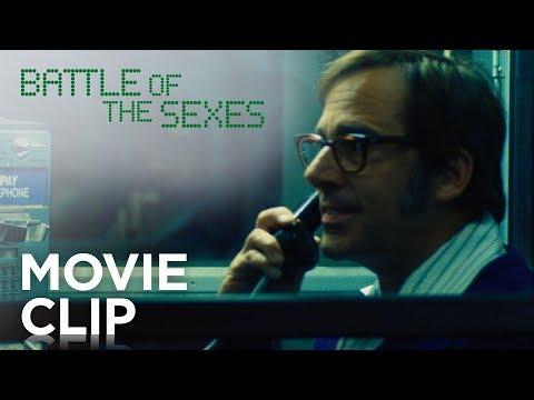 Battle of the Sexes (Clip 'Not Interested')