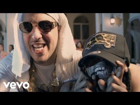 "French Montana ft  Rick Ross, Drake & Lil' Wayne — ""Pop That"" [VIDEO"
