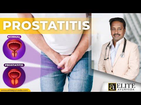 Aki felvette a prosztatitiset