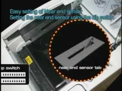 Bixolon SRP-350plus Impresora Térmica