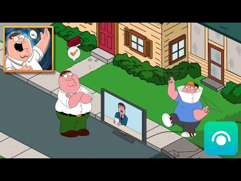 Family Guy: The Quest for Stuff - Gameplay Trailer (iOS, Android)