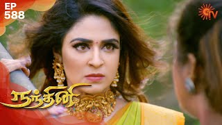 Nandhini - நந்தினி | Episode 588 | Sun TV Serial | Super Hit Tamil Serial