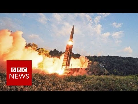 North Korea: What would a war look like? BBC News