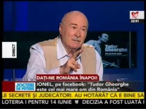 Tudor Gheorghe – interviu