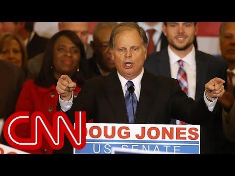 Doug Jones: Decency wins (full speech)
