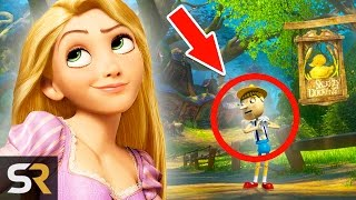 9 Shocking Hidden Messages In Disney Movies