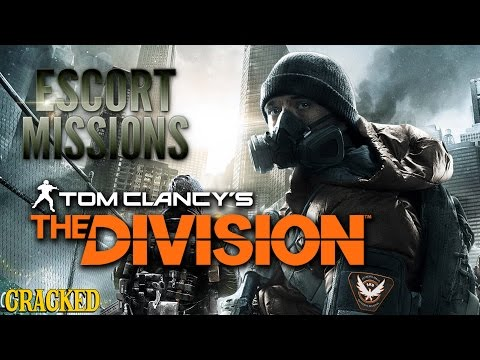 Why All Ubisoft Games Are The Same (Tom Clancy's The Division)