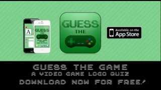 Guess The Game - A Video Game Logo Quiz