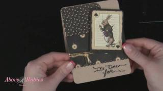 Tuesday Tutorial Challenge: Use Your Handwriting For Card Sentiments