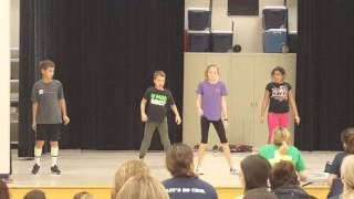 Cooper Greene - Annie Audition - 5th Grade Cactus Ranch - 2015