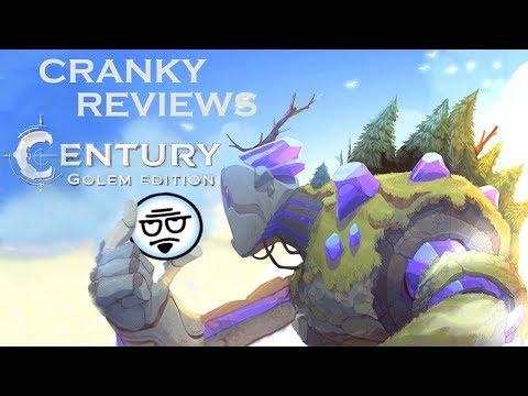 Cranky Reviews - Century: Golem Edition