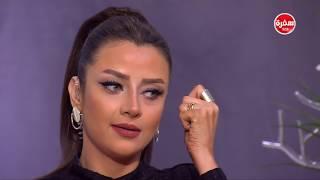 مصممة أزياء سعودية في ستوديو رضوى الشربيني | هي وبس (حلقة كاملة)
