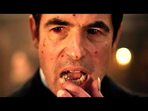 DRACULA Official Trailer (2020) TV Horror