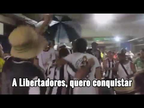 """""""MÚSICA NOVA - VAMOS ALVINEGRO"""" Barra: Loucos pelo Botafogo • Club: Botafogo"""