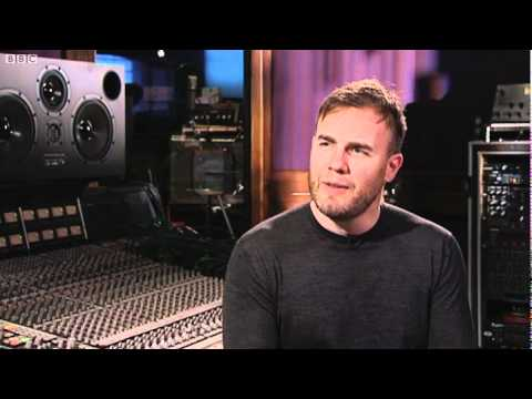 Gary Barlow shares songwriting tips with Zane Lowe