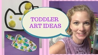 Ideas For Art In The Infant/Toddler Classroom