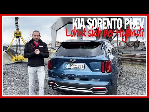 Kia Sorento 1.6 T-GDi Plug-in Hybrid im Test: Ein vollwertiger 7-Sitzer? Verbrauch, Ausstattung