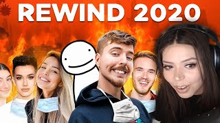 Adept Reacts to MrBeast 'Youtube Rewind 2020, Thank God It's Over'