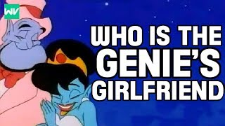 Who Is The Genie's Girlfriend? (Eden) | Discovering Disney's Aladdin
