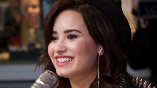 Demi Lovato Debuts Heart Attack PART 1   Interview   On Air with Ryan Seacrest