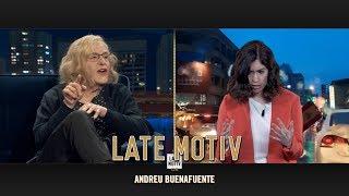 LATE MOTIV - Raúl Pérez. Manuela Canta A Madrid | #LateMotiv556