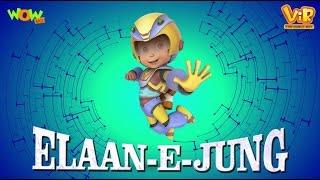 Elaan E Jung - Promo - Vir The Robot Boy - Live in India