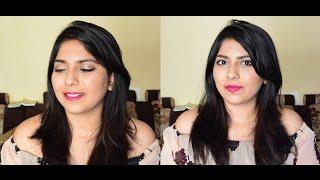 Image for video on GRWM: Easy Glam Champagne Eyes with 2 Lip Options | Bhumika Thakkar by Bhumika Thakkar