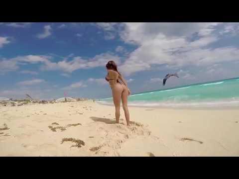 Видео показ мини бикини