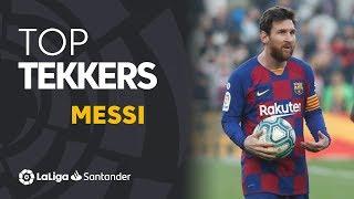 LaLiga Tekkers: Póker de Messi ante la SD Eibar