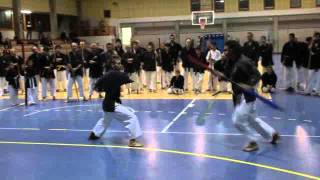 International Matayoshi Kobudo Association: Nunchaku Renzoku Kumite
