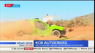 KCB Autocross comes to an end with Alfir Khanemerging the winner