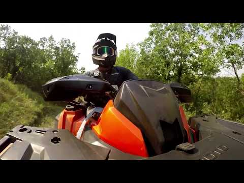 2019 CFMOTO ZForce 800 EX in Francis Creek, Wisconsin - Video 1