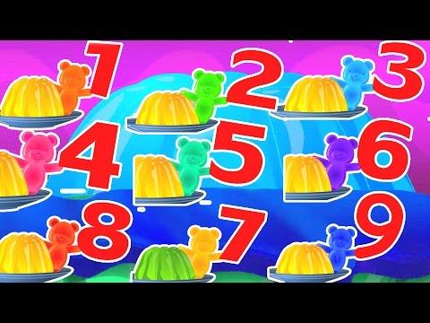 diez de la rima de vivero en español para niños
