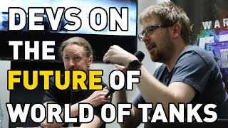 Developers Outline the Future of World of Tanks