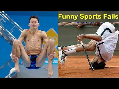 Funny Fails In Sports #2 ~ Complete Sports Series