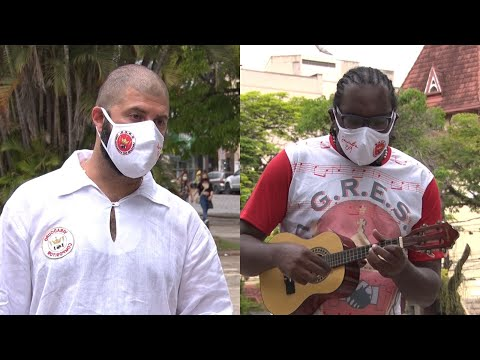 Friburguenses dão letra e voz ao samba da Unidos da Viradouro; ouça
