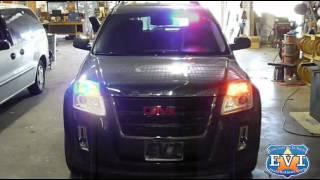 Undercover 2011 GMC Terrain [EVI built]