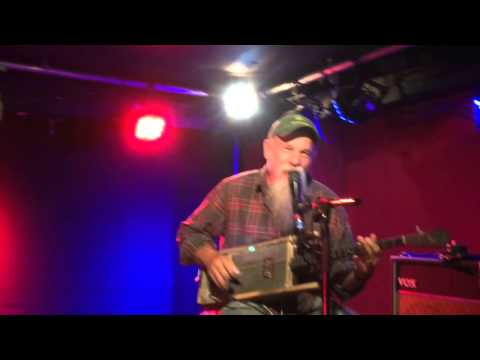 Seasick Steve Performing Roy's Gang Live At The 229 Mp3
