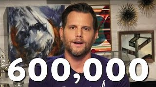 LIVE: Celebrating 600,000 Subscribers!