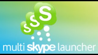 Safe Multi-Skype Launcher For Switching Skype Versions