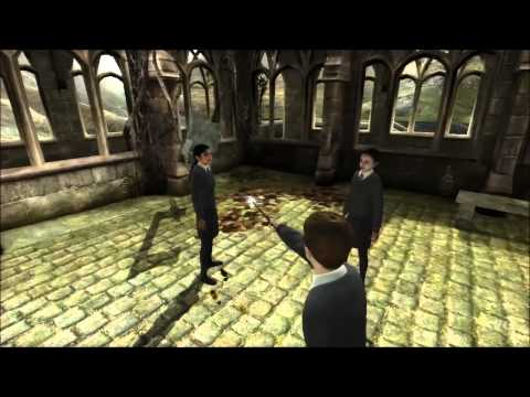 Gameplay de Harry Potter and the Order of the Phoenix