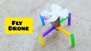 2-minutes making drone at home #diy