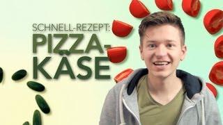 Veganer Pizzakäse: kalter Hefeschmelz (Schnell-Rezept!)